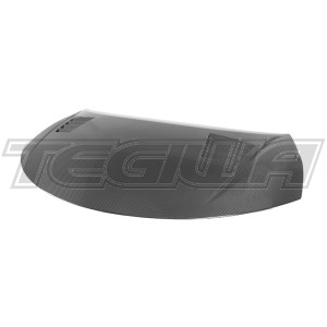 TEGIWA CARBON FIBRE VENTED BONNET HONDA CIVIC TYPE R FK2