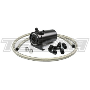 TEGIWA BILLET CATCH CAN BREATHER TANK 1.5L KIT