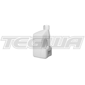 TEGIWA 20 LITRE TUFF JUG - WHITE NORMAL CAP