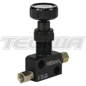 TILTON BRAKE PROPORTIONING VALVE BIAS ADJUSTER METRIC SCREW