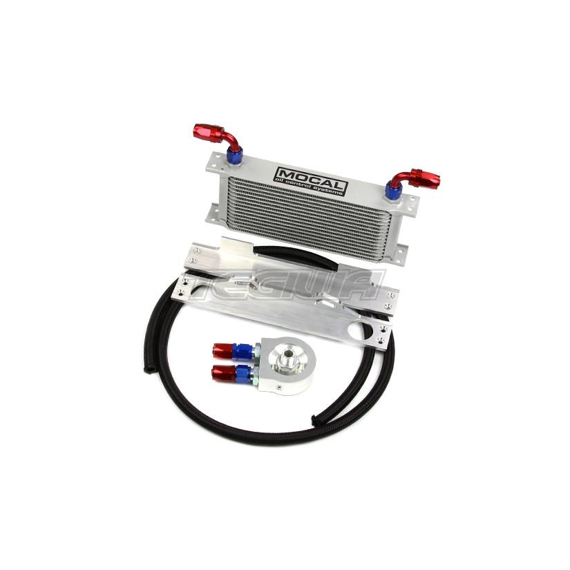 Auto Mobile Engine Oil Cooler : Tegiwa mocal oil cooler kit toyota imports
