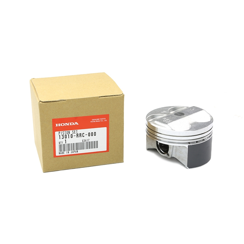 genuine honda civic type r fd2 k20a rrc piston set genuine honda fd2