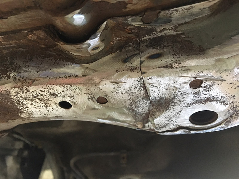 TI-MOTORSPORTS E46 M3 BOOT FLOOR REPAIR - Tegiwa Automotive Blog