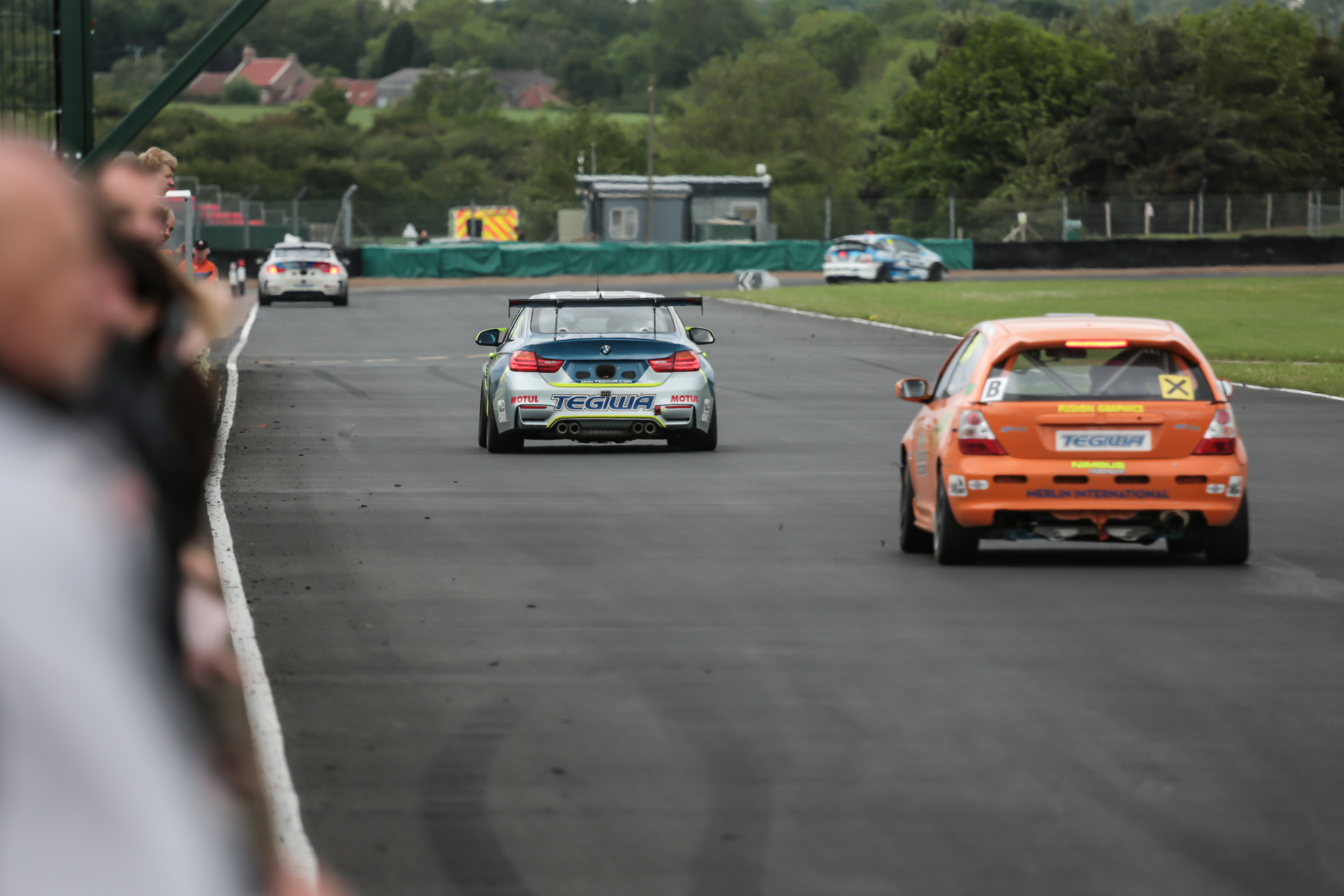 Pit Straight M4 Croft