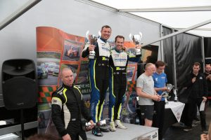 Club Enduro Round 2 Podium