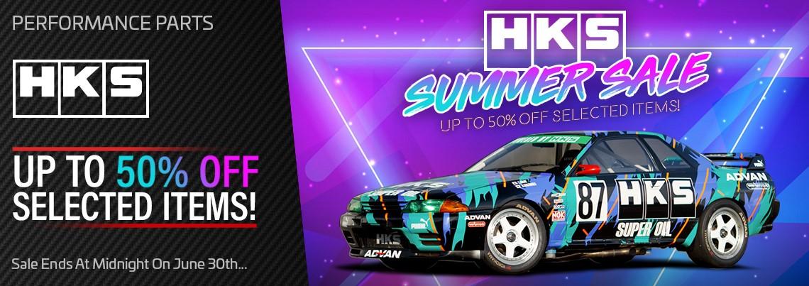 HKS Summer Sale