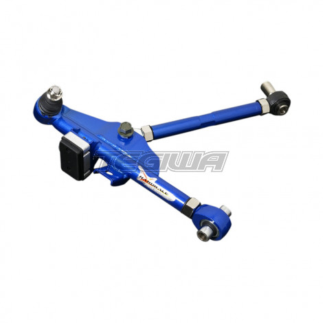 HARDRACE ADJUSTABLE FRONT LOWER CONTROL ARM AND TENSION RODS