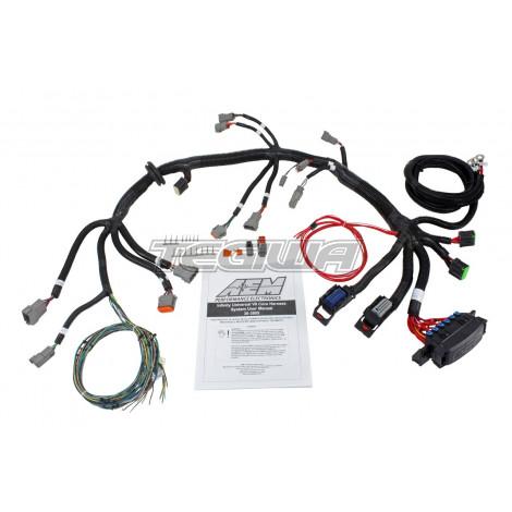 AEM Infinity Series 7 30-7101 30-7100 30-7111 Universal Core Wiring Harness  - Core | Tegiwa Imports | Aem Wiring Harness |  | Tegiwa Imports