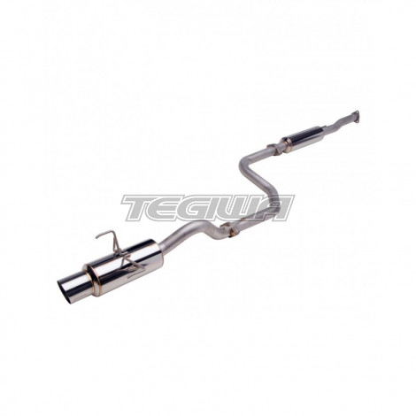 SKUNK2 MEGAPOWER R CAT-BACK EXHAUST SYSTEM HONDA CIVIC TYPE-R EP3 01