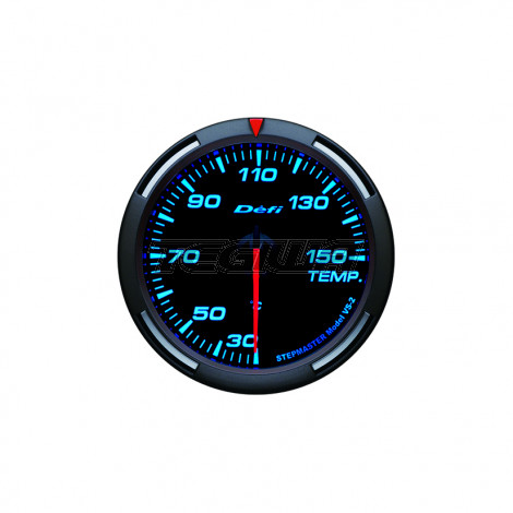 DEFI 52MM RACER GAUGES BLUE