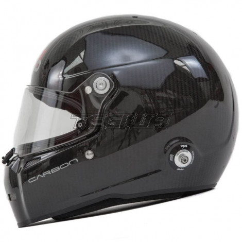 Stilo ST5 FN Carbon Helmet - FIA Approved With Advanced Ballistic Protection