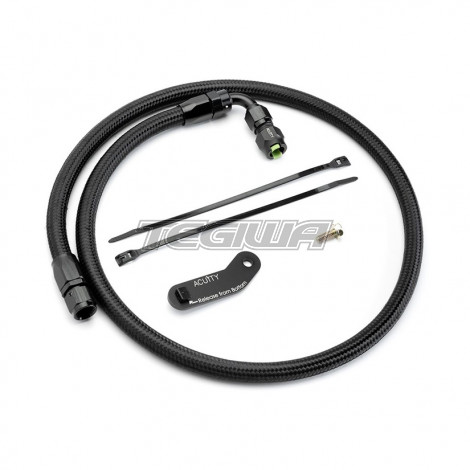 Acuity -6 AN Center-feed Fuel Line Honda Civic Type R EP3 FN2 Integra DC5