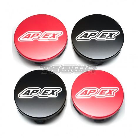 APEX Alloy Wheel Center Caps