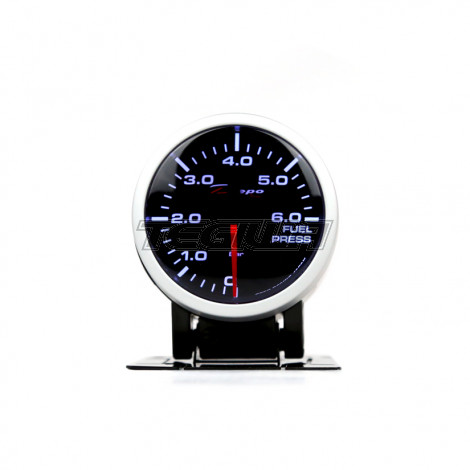 DEPO RACING 60MM FUEL PRESSURE GAUGE