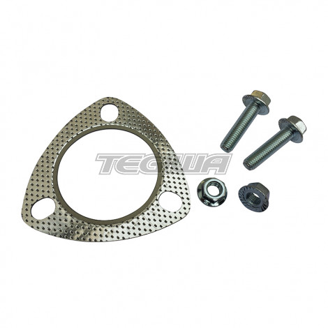 Invidia Bolt and Gasket Replacement Kit for Honda - 2.5in 3 Bolt