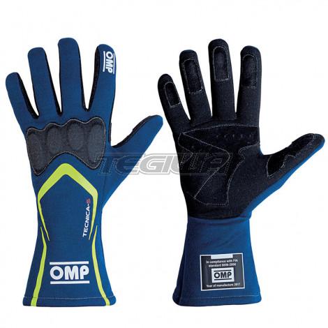 OMP IB/764  TECNICA-S RACE GLOVES