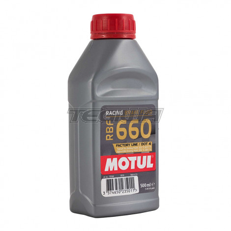 MOTUL RBF 660 RACING BRAKE FLUID 0.5L 500ML