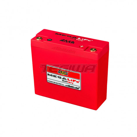Mega-Life MR-19 LiFePO4 Lithum-Ion Lightweight Race Battery