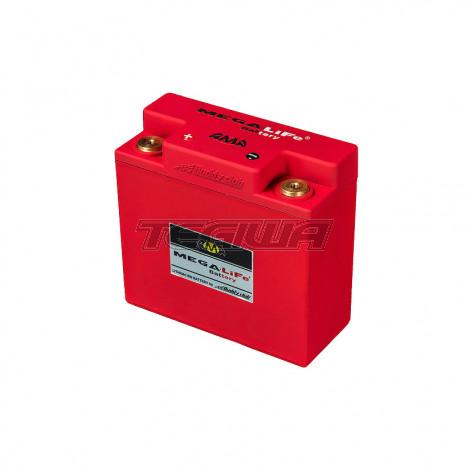 Mega-Life MR-15 LiFePO4 Lithium-Ion Lightweight Race Battery 2.1KG PC680