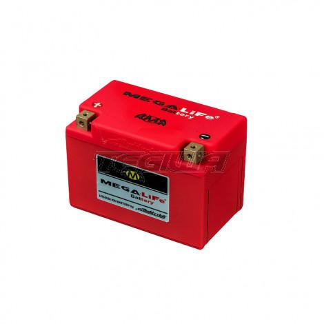 Mega-Life MR-8 LiFePO4 Lithum-Ion Lightweight Race Battery