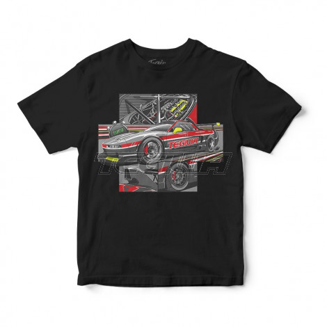 Tegiwa Time Attack 2020 Honda NSX - Limited Edition T-Shirt