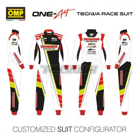 OMP ONE ART RACE SUIT 2020 MODEL
