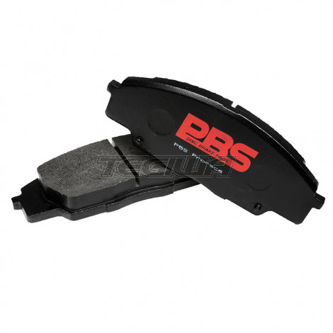 PBS PRORACE FRONT BRAKE PADS MITSUBISHI LANCER EVOLUTION X 2007-2016