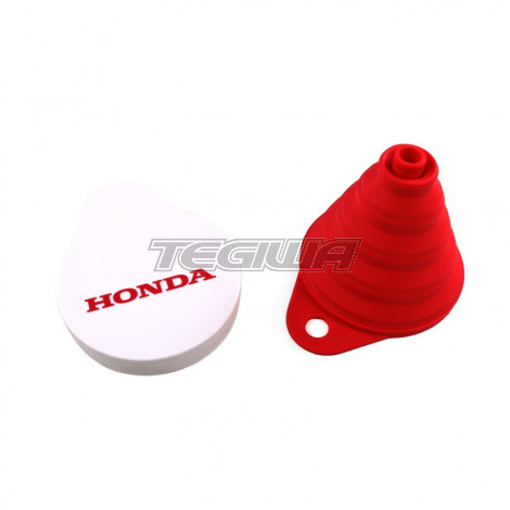 GENUINE HONDA OIL CHANGE TOP UP COLLAPSABLE FUNNEL