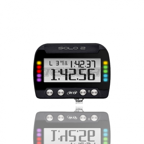 AIM SOLO 2 GPS TRACK DAY LAP TIMER