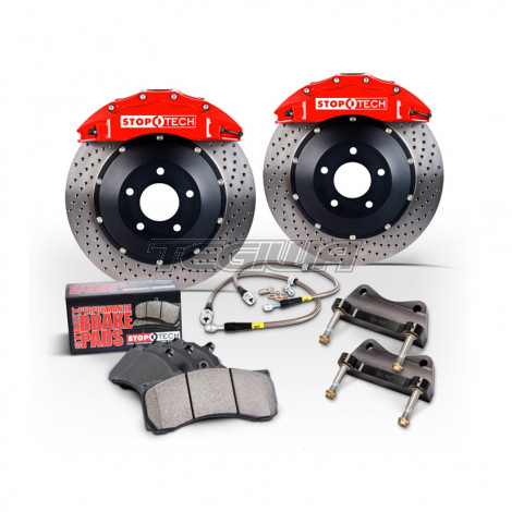 STOPTECH BIG BRAKE KIT BBK HONDA CIVIC EP3 TYPE R 328MM FRONT