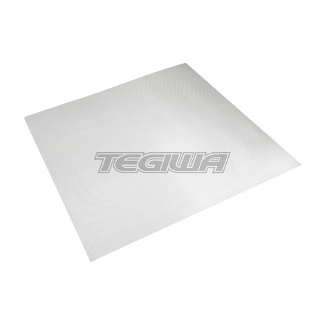 Tegiwa Aluminium Heat Shield Barrier Sheet 1m x 1m