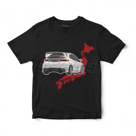 TEGIWA CIVIC FN2 M200 T-SHIRT