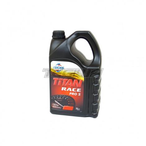 FUCHS TITAN RACE PRO S 5W30 OIL   Tegiwa Imports