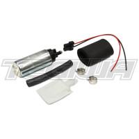 Walbro 255 LPH Fuel Pump Evolution 7 8 9 EVO and Kit