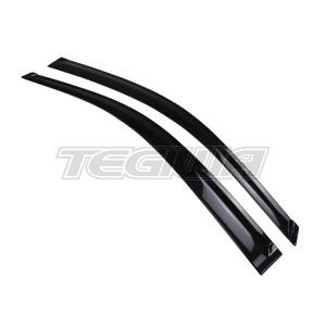Genuine Honda JDM Access Window Visors Wind Deflectors CR-Z ZF1 10-14