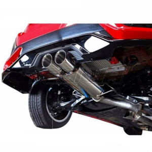 """Greddy 3"""" Non-Res Catback Exhaust System SS Supreme SP Honda Civic FK7 17+"""