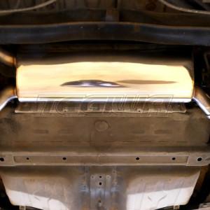 MARTELIUS DUAL RACE CATBACK UPGRADE KIT HONDA CIVIC FN2 TYPE R