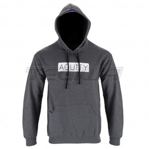 ACUITY CUPS HOODIE CHARCOAL HEATHER