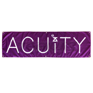 ACUITY PADDOCK BANNER 475 X 1620MM