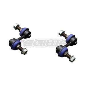 HARDRACE REINFORCED FRONT TPV DROP LINK 2PC SET HONDA CIVIC EK 96-00