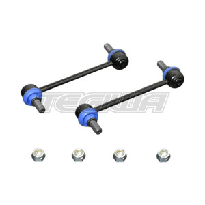 HARDRACE REINFORCED REAR STABILZER LINKS 2PC SET HONDA PRELUDE 97-01