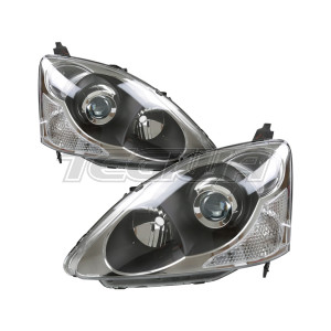 Genuine Honda Facelift Head Lights Civic Type R EP3