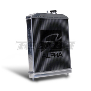 SKUNK2 ALPHA SERIES HALF RADIATOR 88-91 HONDA CIVIC EF CRX