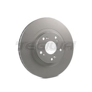 PAGID OE BLANK FRONT BRAKE DISCS HONDA CIVIC MB6 VTI AERODECK 4x114.3 282MM PAIR