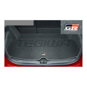 Genuine Toyota Gazoo Racing Rear Trunk Boot Luggage Mat Yaris GR 20+ GXPA16