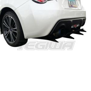 Verus Engineering Tomei Type 80 Diffuser Install Kit - Toyota Subaru BRZ/FRS/GT86