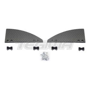 Verus Engineering Side Splitter Winglet - Subaru WRX/STI VA