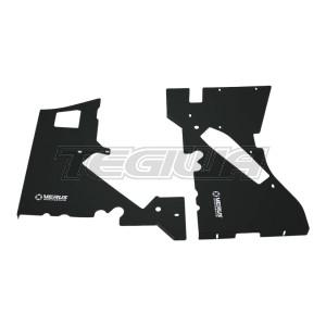 Verus Engineering Rear Suspension Covers - Mazda MX5 MK4 ND