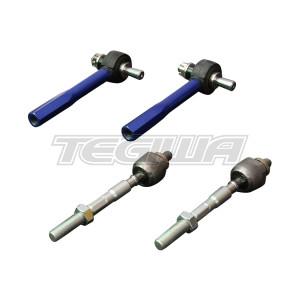 HARDRACE HARDENED SUPER TIE ROD END KIT 4PC SET HONDA CIVIC EK 96-00