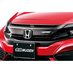 MUGEN CARBON FRONT GRILLE GARNISH HONDA CIVIC TYPE R FK8 17+
